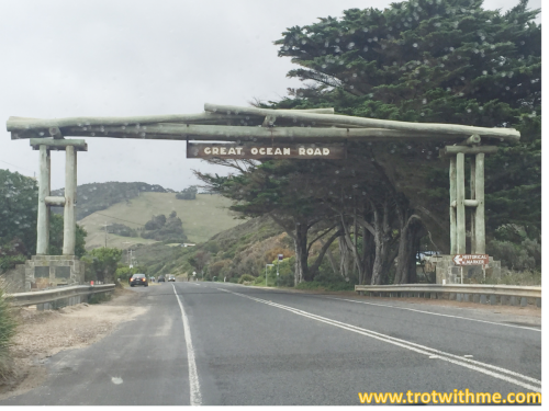 The Great Ocean Road - Victoria